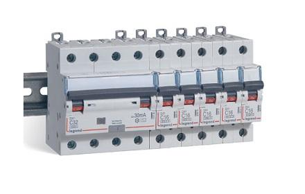 Модульное оборудование для установки на DIN-рейку